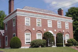 Dyer Memorial Library, Abington