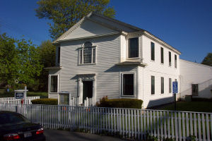 Old Meeting House, Mattapoisett